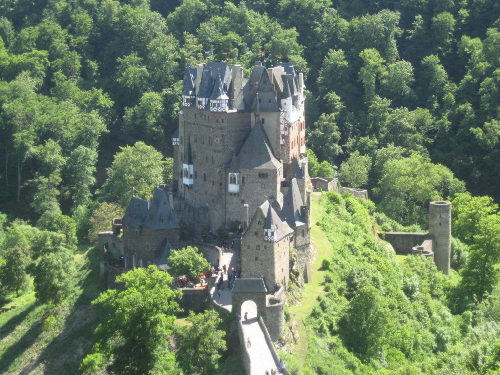 Burg Eltz bei Münstermaifeld
