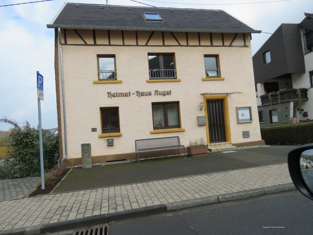 Heimat-Haus Augst