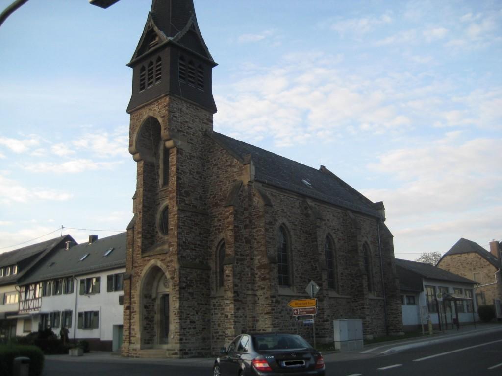 Kirche in Neuhäusel