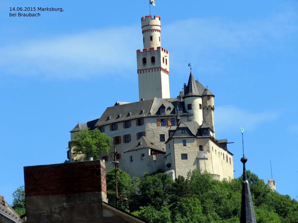 Marksburg bei Braubach